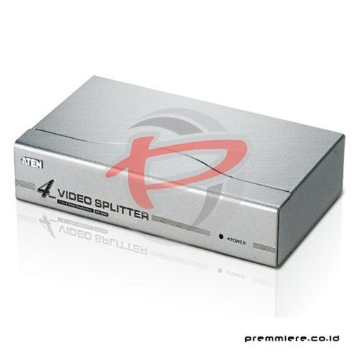 4-Port VGA Splitter (VS94A)