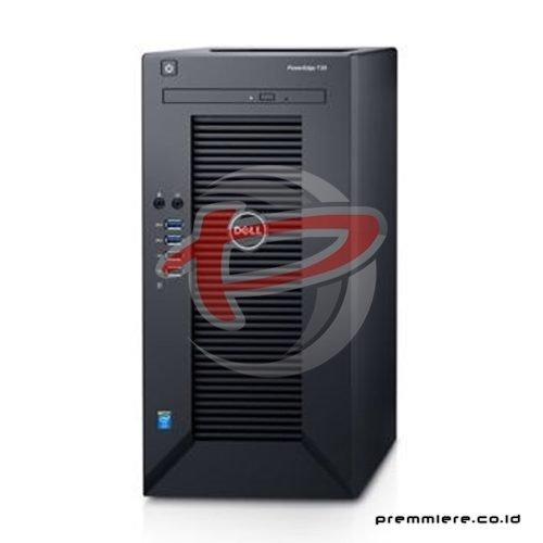 PowerEdge T30 (Hanya Untuk Pendidikan) [E3-1225, 8GB Memory, 1TB SATA, Win Server, Monitor]