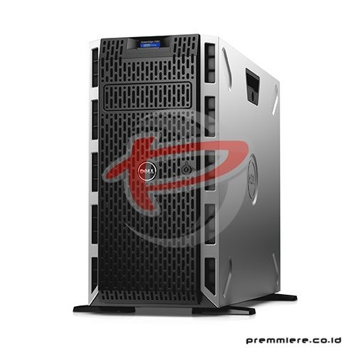 PowerEdge T430 - E5-2603v4, 2x8GB, 2x1TB