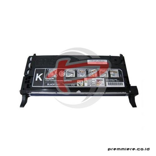 Black High Capacity Toner Cartridge [C13S051161]
