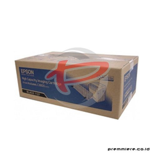 Black High Capacity Toner Cartridge [C13S051127]