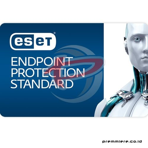 Endpoint Protection Standard (Client-Server Protection, 1 tahun, 25 seats) [EEPS-N1]