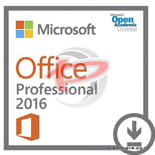 [Office Professional Plus]OfficeProPlus SNGL LicSAPk OLP NL Acdmc[Pendidikan]