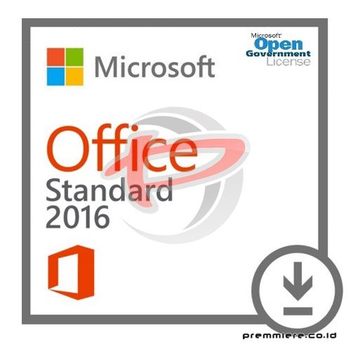 Office Standard 2016 - Gov [021-10583]