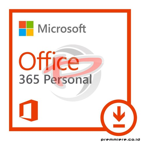 Office 365 Personal English APAC EM Subscr 1YR Medialess P2