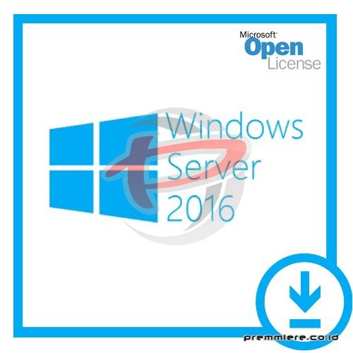Windows Server 2016 Standard - 16 Core (9EM-00124) - OLP