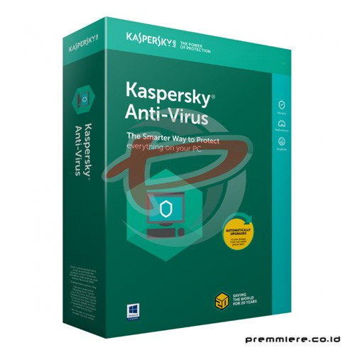Antivirus [1 User, 1 Year]