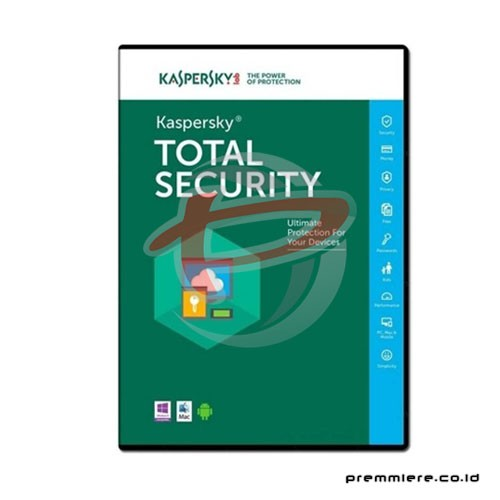 Total Security for Business Public Sector (1 Year,15 User) + Mediakit [KL48694A*FP]